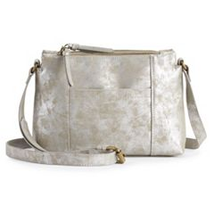 SONOMA Goods for Life™ Karlie Double Zip Crossbody Bag