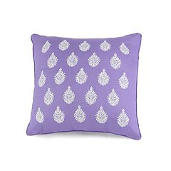 JS Jessica Simpson Mosaic Border Decorative Pillow - 16' x 16'