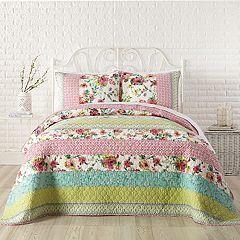 JS Jessica Simpson Boho Garden Quilt