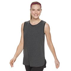 Women's Tek Gear® Vented-Hem Tank