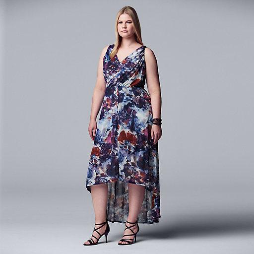 Womens Plus Wedding Guest Sleeveless Dresses Clothing Kohl S