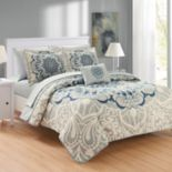 Chic Home Raina Quilt Set