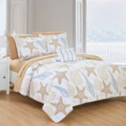 Chic Home Maritime Quilt Set