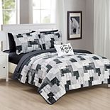 Chic Home Eliana Quilt Set