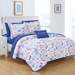 Chic Home Moselle Quilt Bed Set