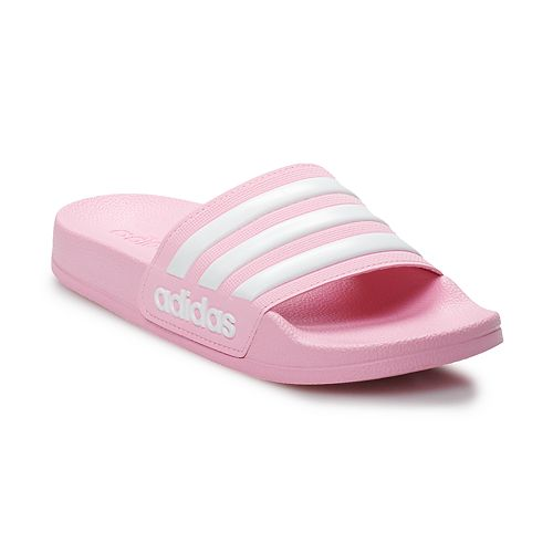8a9ddea51 adidas Adilette Shower Girls  Slide Sandals