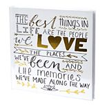 "New View Gifts ""The Best Things in Life"" Photo Album"