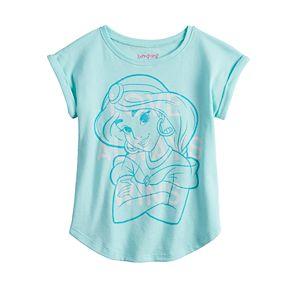 Disney's Aladdin Princess Jasmine Toddler Girl Graphic Tee by Jumping Beans®