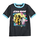 Boys 4-12 Jumping Beans® Star Wars 90's Tee