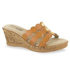 Tuscany by Easy Street Torina Women's Sandals