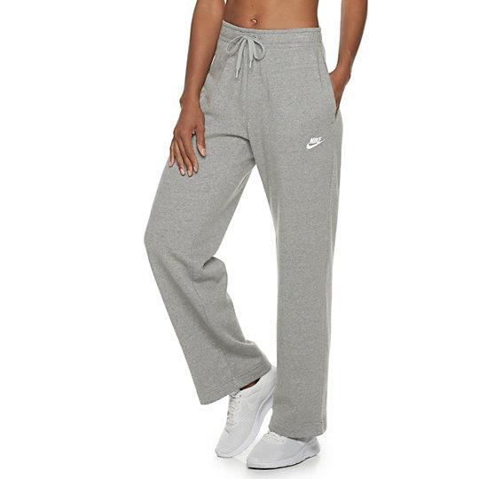 Women's Nike Sportswear Loose Fit Fleece Pants