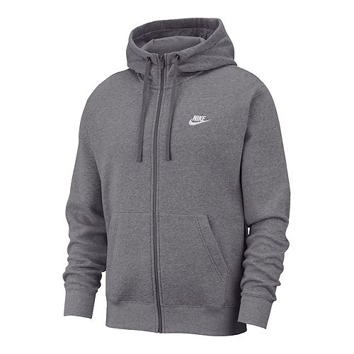 Big & Tall Nike Sportswear Club Fleece Full Zip Hoodie