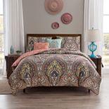 VCNY Home Palaci Damask Comforter Set