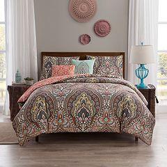 VCNY Palaci Damask Comforter Set