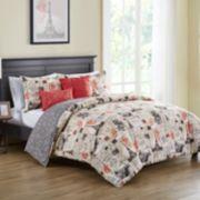 VCNY Jolie Paris Comforter Set