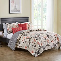 VCNY Jolie Paris Comforter Set