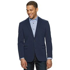 Men's Apt. 9® Slim-Fit Knit Blazer