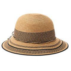 Women's SONOMA Goods for Life™ Striped Cloche Hat