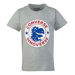 43c536620 Boys Converse Graphic T-Shirts Kids Tops & Tees - Tops, Clothing ...