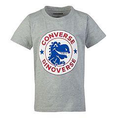 84cb694b92bb Boys Converse Graphic T-Shirts Kids Tops   Tees - Tops
