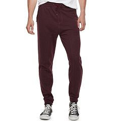 Men's Hollywood Jeans Arnie French Terry Jogger Pants