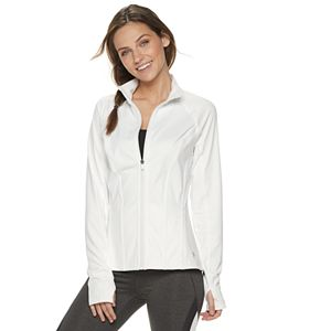 Women's FILA SPORT® Mesh-Pieced Jacket