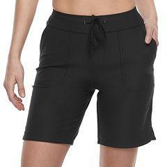 Women's Tek Gear® Drawstring Bermuda Shorts