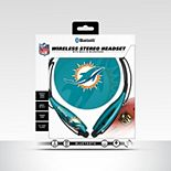 Miami Dolphins Bluetooth Wireless Stereo Headset