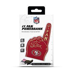 San Francisco 49ers Fan Finger Powerbank