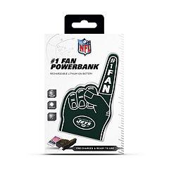 New York Jets Fan Finger Powerbank