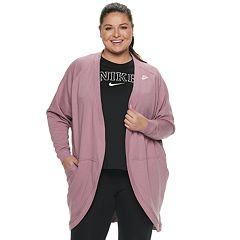 Plus Size Nike Cardigan