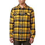 Men's Iowa Hawkeyes Collegiate Flannel Shirt