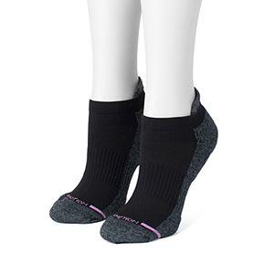 Women's Dr. Motion 2-Pk. Compression Ankle Socks