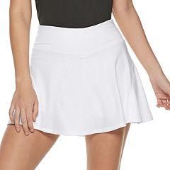 Women's FILA SPORT® Side-Flounce Tennis Skort