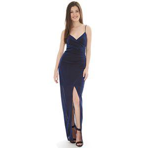 5c85040db8d Juniors  Speechless Knit V-Neck Maxi Dress. Sale