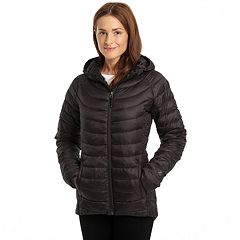 Women's Excelled Hooded Puffer Jacket