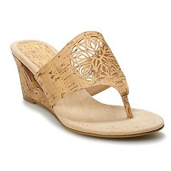 New York Transit Festival for All Women's Wedge Sandals