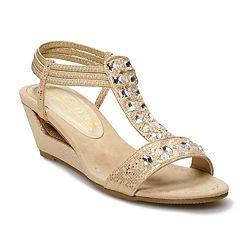 New York Transit Veer My Way Women's Wedge Sandals