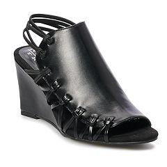New York Transit Warm Feeling Women's Wedge Sandals