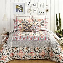 JS Jessica Simpson Puebla Comforter Set