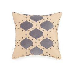 JS Jessica Simpson Puebla Decorative Pillow - 16' x 16'