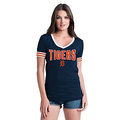 Women's New Era Detroit Tigers Jersey Tee