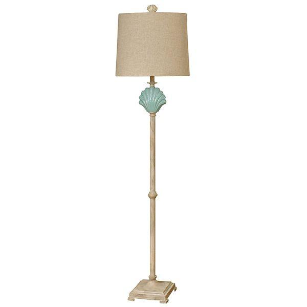 Gili Beach Floor Lamp