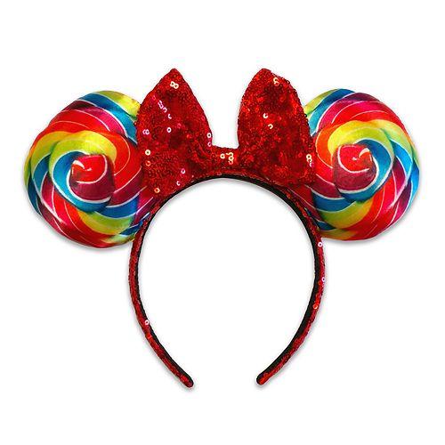 Disney's Minnie Mouse Ears Girls Lollipop Headband