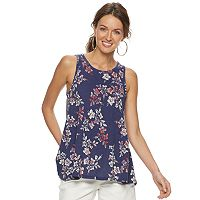 SONOMA Goods for Life Swing Tank Women Deals