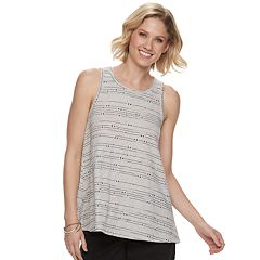 9d019076c4 Womens Grey Tank Tops Tops & Tees - Tops, Clothing | Kohl's