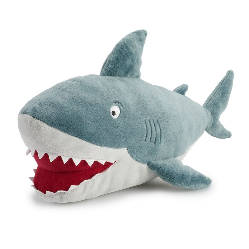 Kohl's Cares Shark Plush Your child will love to snuggle with this Kohl's Cares Shark Plush during story time. Soft cuddly plush 5  x 7  x 15  Polyester Spot clean Imported KOHL'S CARES, EXCLUSIVELY AT KOHL'S 100% of the net profit from the sale of this item will support children's initiatives in communities nationwide. Visit our Kohl's Cares® Site to learn more. Kohl's Cares® cause merchandise is not eligible for discounts or other promotional incentives. Size: One Size. Color: Multicolor. Gender: unisex. Age Group: kids.