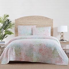 Tropical Palm Quilt or Sham
