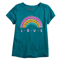 Girls 7-16 & Plus Size Mudd™ Graphic Tee