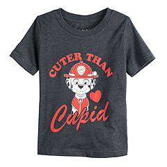 Toddler Boy Jumping Beans® Paw Patrol Marshall 'Cuter Than Cupid' Valentine's Day Graphic Tee